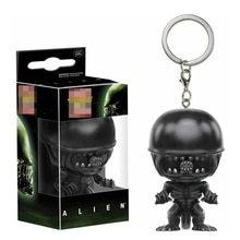 Funko Pocket AVP Keychain Alien VS Predator Action Figure Toy