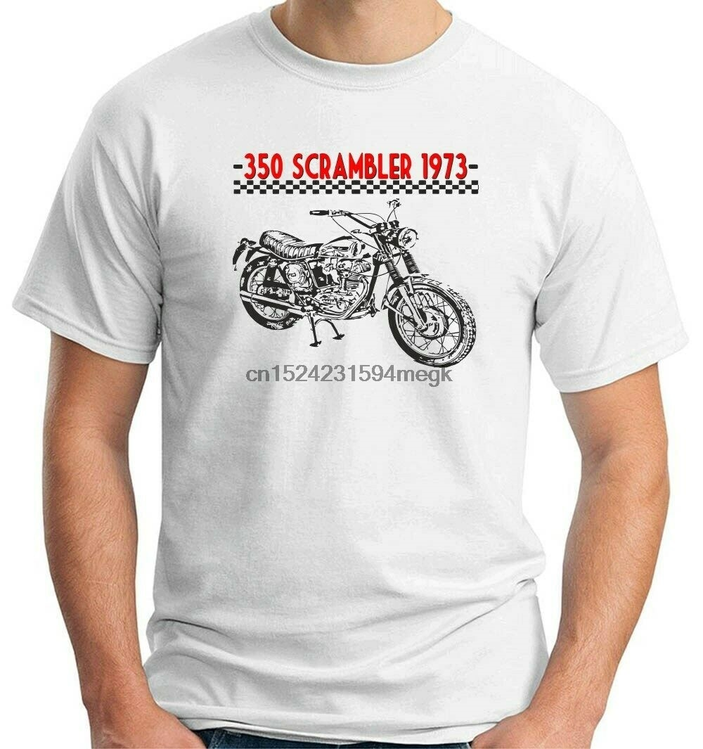 MAGLIETTA 350 codificador RACING MOTO MOTOCICLISTA MOTOCICLETTA TB0295 camiseta
