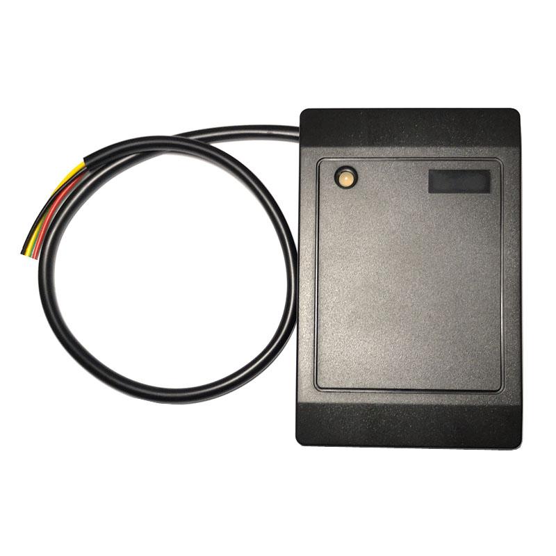 Rs485 leitor de cartão de controle acesso ic rfid 14443a porta serial ttl m1 leitor de cartão ic 13.56 mhz