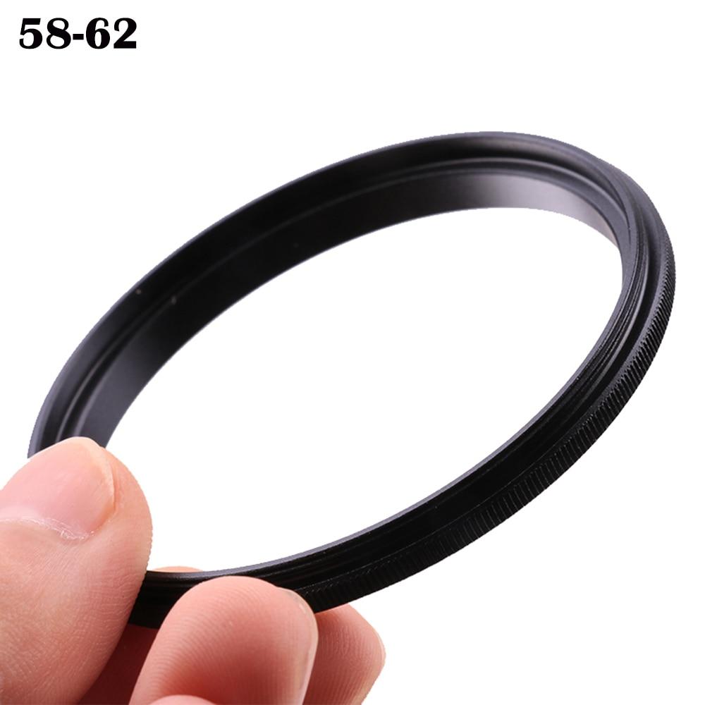 Male 58mm-62mm 58-62mm 58mm to 62mm Macro Reverse Ring / reversing adapter ring