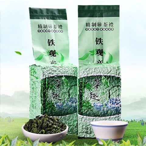 250g New Tea Oolong Tea Luzhou-flavored Tea Chinese Tea