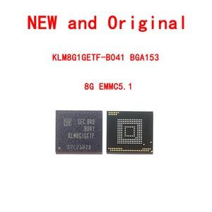 KLM8G1GETF-B041 EMMC 5.1 8G Memory Chip BGA153 New and Original