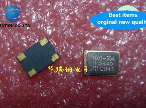 ¡Novedad! Lote de 10 Uds. De 100% oscilador de cristal activo SMD OSC 5X7mm 7050 1.544MHZ 1.544M 3,3 v 5,0 v 5x7