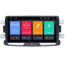 Lecteur multimédia autoradio 1 din android 9.0 pour Dacia Lodgy Logan Duster Sandero Renault Captur/Lada/Xray DVD navigation gps