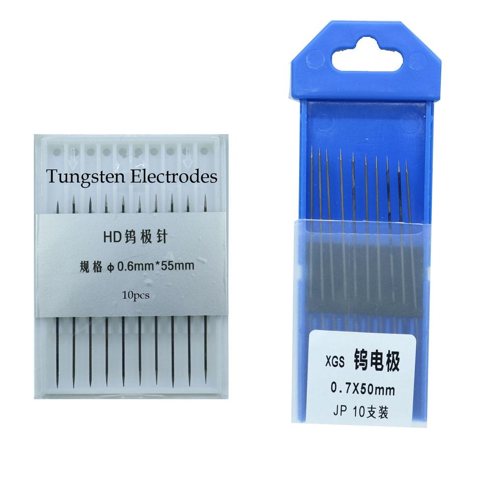 10 Pieces Dental lab Tungsten Electrodes  for Dental or jewelery  Argon arc Spot Welder