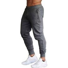 Mens Comfortable Joggers Casual Pants Fitness Men Sportswear Tracksuit Bottoms Skinny Sweatpants Tro