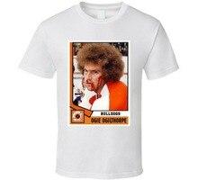 Ogie Ogilthorpe Hockey Card Slapshot Retro Hockey Movie Fan T-Shirt Streetwear Funny TEE Shirt