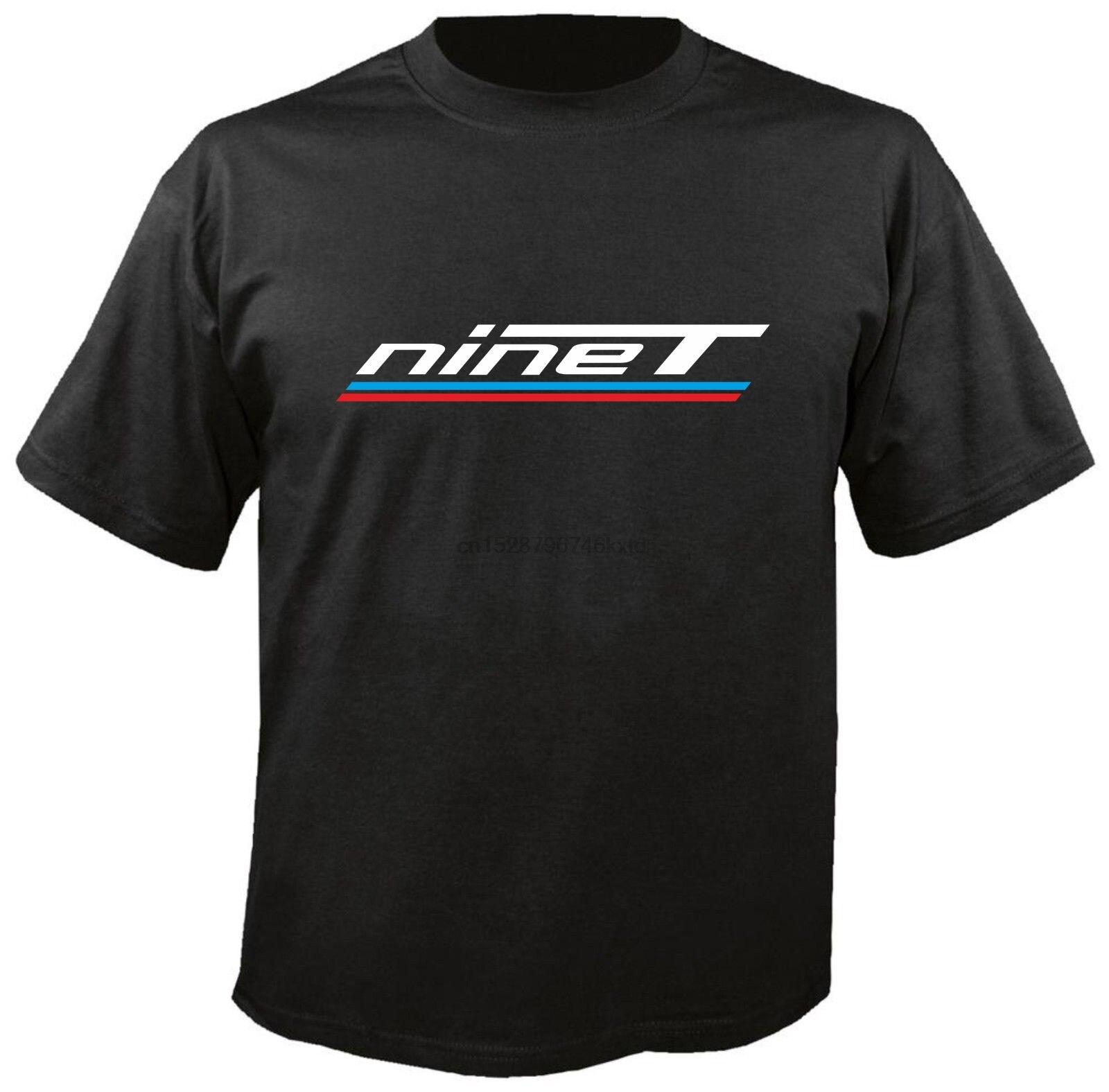 Camiseta de Fan para Driver Ninet R9T R 1200 Scrambler Roadster, camisetas novedosas para hombre, camisetas de manga corta impresas en 3D