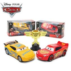 7-9cm disney pixar carros 3 relâmpago mcqueen mater jackson tempestade ramirez 155 diecast metal puxar para trás carro brinquedo modelo meninos presentes