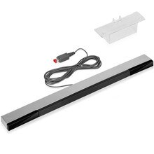Kabel Infrarood Ir Signaal Ray Sensor Bar/Ontvanger Voor Wii Remote Game Controllers Game Accessoires