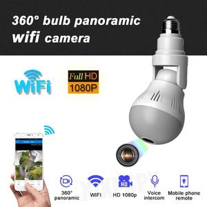 Wifi camera 1080P ip videcam 360° video surveillance mini cctv baby monitor security exter brand xixi spy