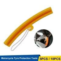universal 5pcs10pcs wheel changing rim saver motorcycle car tier changing rim protector edge protection tool yellow accessories