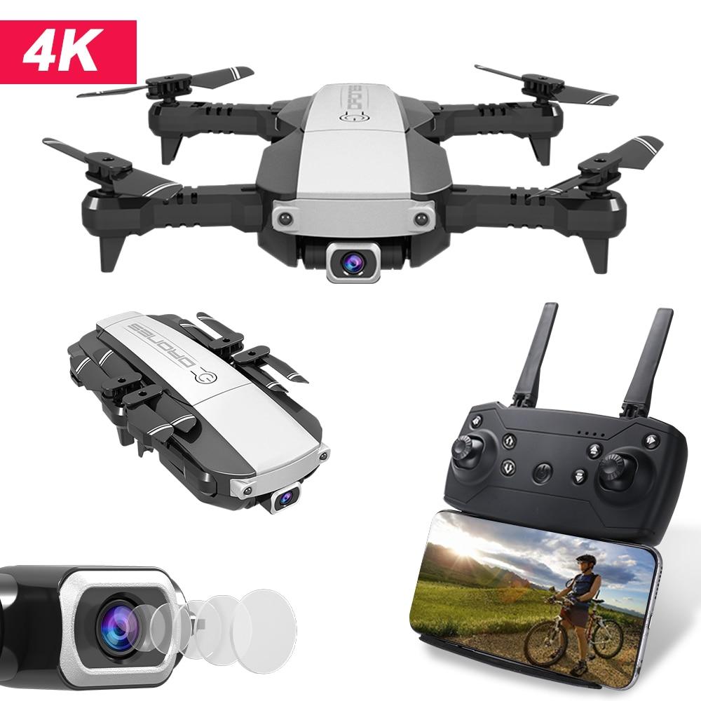 GoolRC H3 RC Drone con cámara 4K Wifi FPV posicionamiento de flujo óptico gesto foto plegable Quadcopter juguetes para principiantes