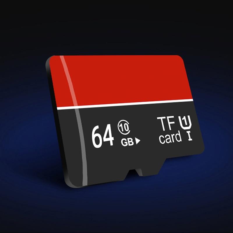 Специальная карта памяти для камеры наблюдения, TF карта, высокоскоростная карта памяти, тахограф, мобильная Плата расширения 64 ГБ