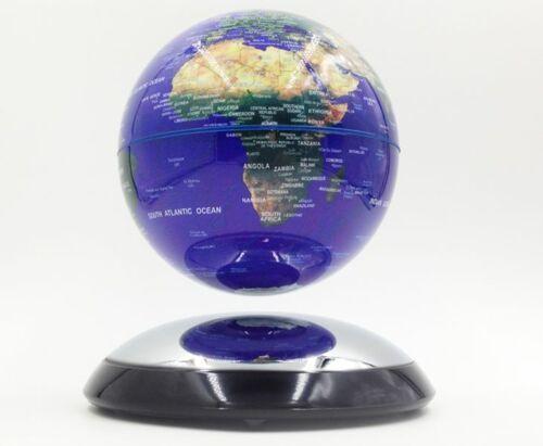 Tecnología de levitación globo magnético giratorio flotante levitación tierra 6 pulgadas