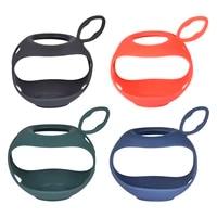 Housse Flexible en Silicone pour HomePod  etui de protection antichoc pour mini haut-parleur intelligent