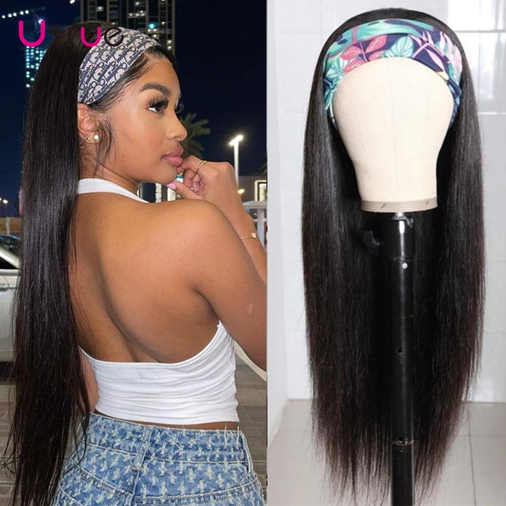 Парики для женщин, человеческие волосы, дешево, доступные, полностью прямые, Remy, парик из малайзийских перуанских волос