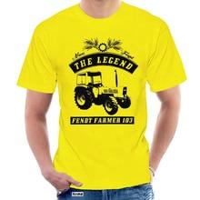 Tee-shirt Fendt Farmer 103 tracteur tracteur Oldtimer Youngtimer 1386Z