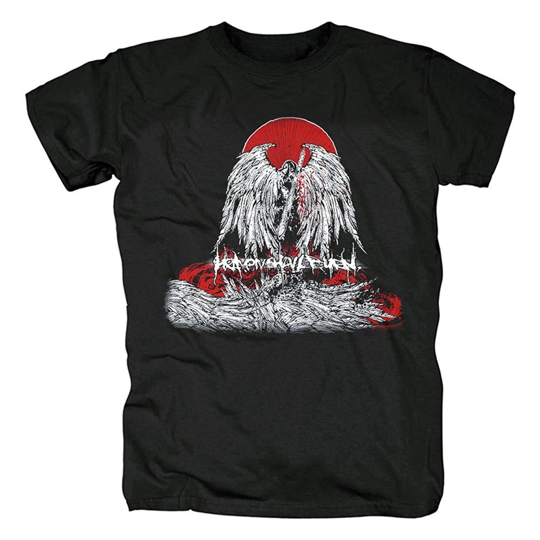 Camiseta de los hombres camisa de manga corta en el cielo se...