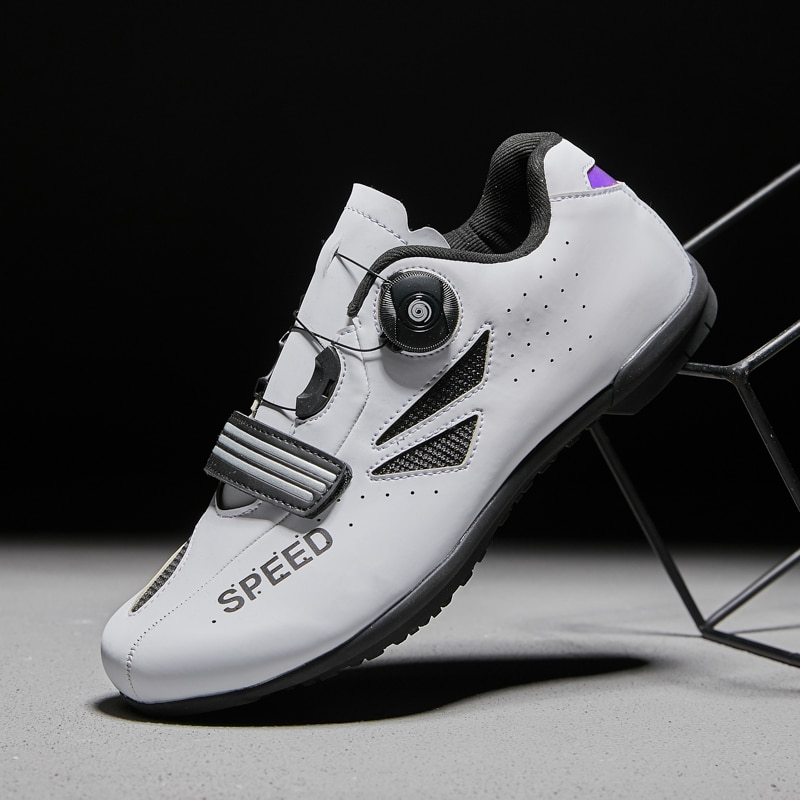 Cycling shoes road sapatilha ciclismo Triathlon sneakers women Sneakers men breathable bicycle pedals Non-locking road shoes
