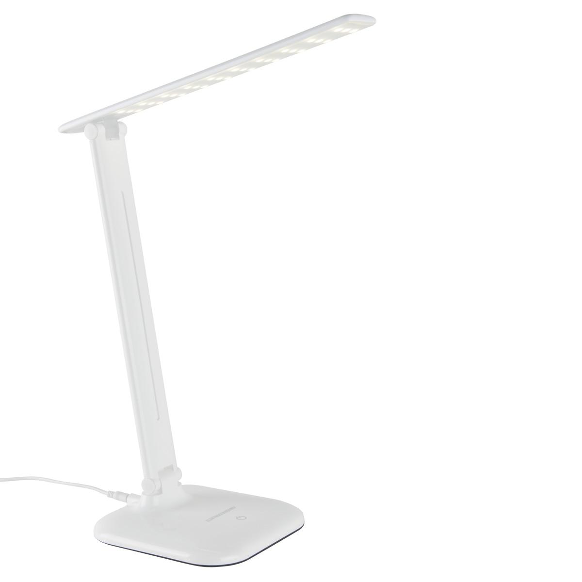 Настольный светодиодный светильник Elektrostandard Alcor белый