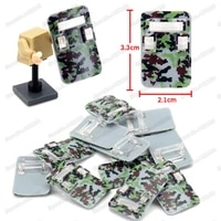 military shield city building block special forces weapons camouflage shield army modern figures soldier moc christmas gift toys