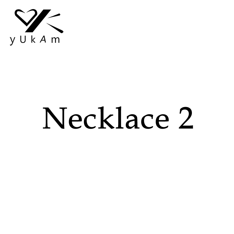 YUKAM New Jewelry Customzied for Lady