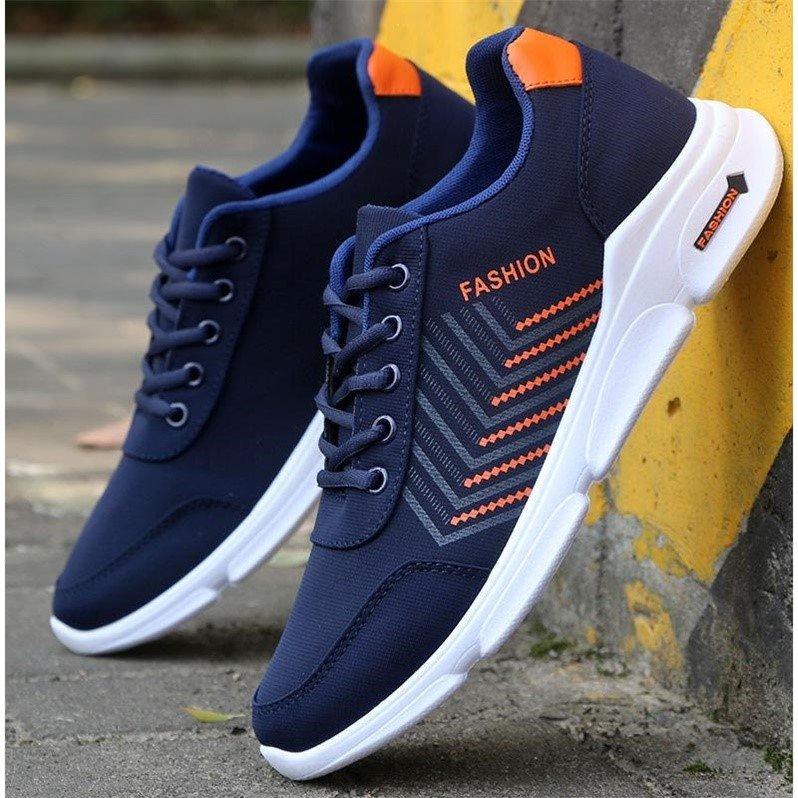Zapatos casuales para hombre 2019, Zapatos de lona para hombre, Zapatos planos de moda para hombre, Zapatos de moda B1359