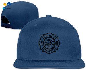 Yellowpods EMT Firefighter Maltese Cross1 Men's Relaxed Medium Profile Adjustable Baseball Cap