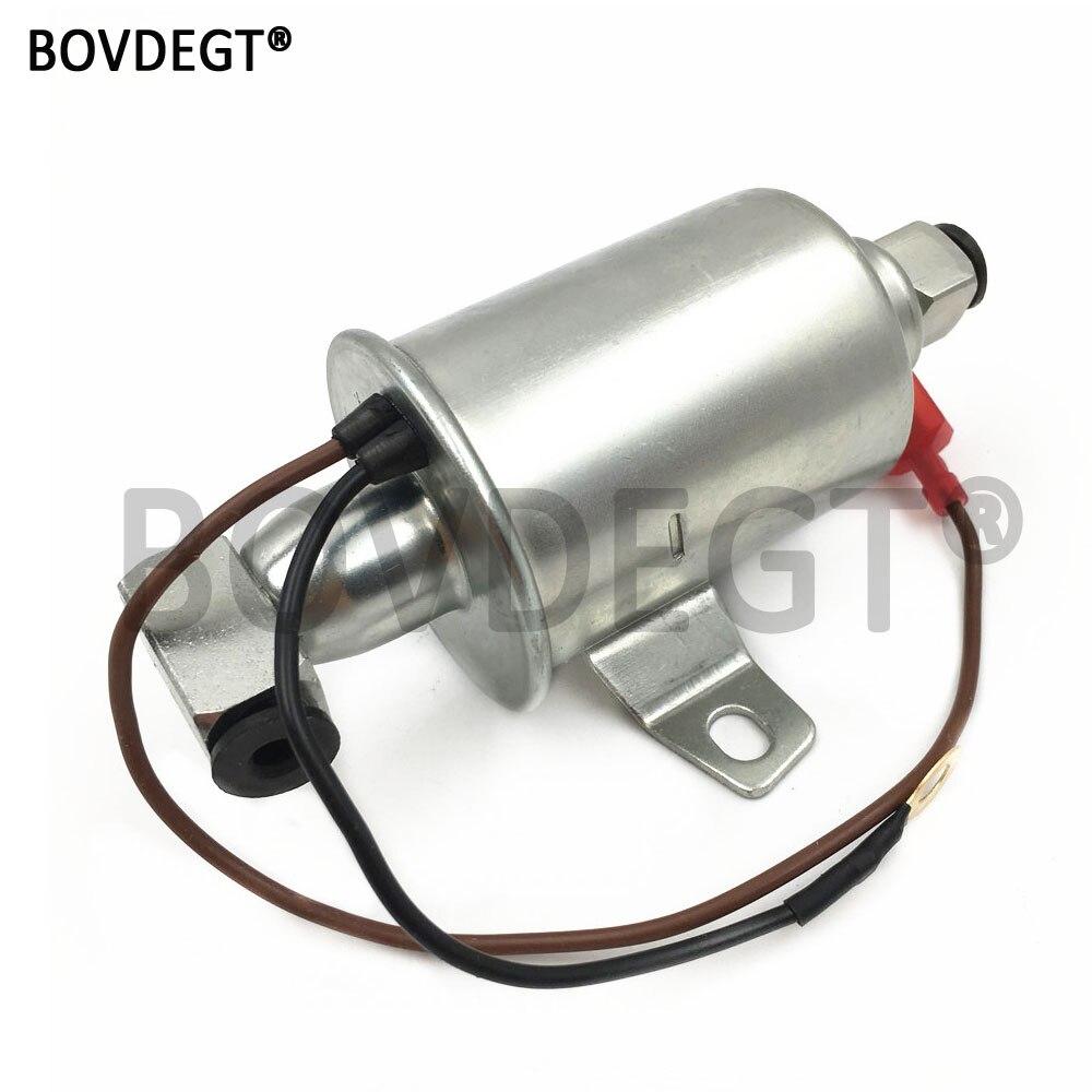 Bomba de combustible eléctrica para Onan Emerald Plus 5000 Gas RV Cummins generador reemplaza 149-2331-02 E11009 A029F891