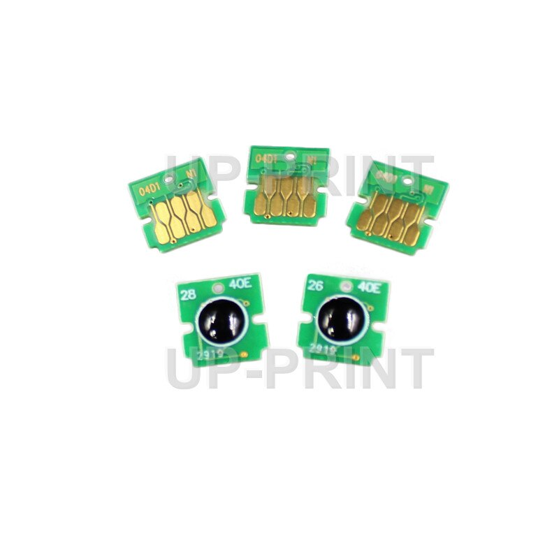 4 Uds T04D100 T04D1 tanque de mantenimiento de tinta Chip Compatible para Epson WF-2800 WF-2860 WF-2865 impresora