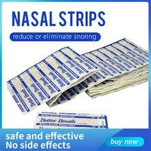 200 pcs/lot Better breath Breathe Right Nasal Strips Anti Snoring Strips Sleep & Snoring Nasal Strip