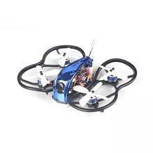 LDARC 90GTI-FPV 98mm 3S 2 pouces gros Drone de course FPV BNF/PNP 4 FC OSD 20A Blheli_S sans balai ESC 200mW VTX 1200TVL Cam