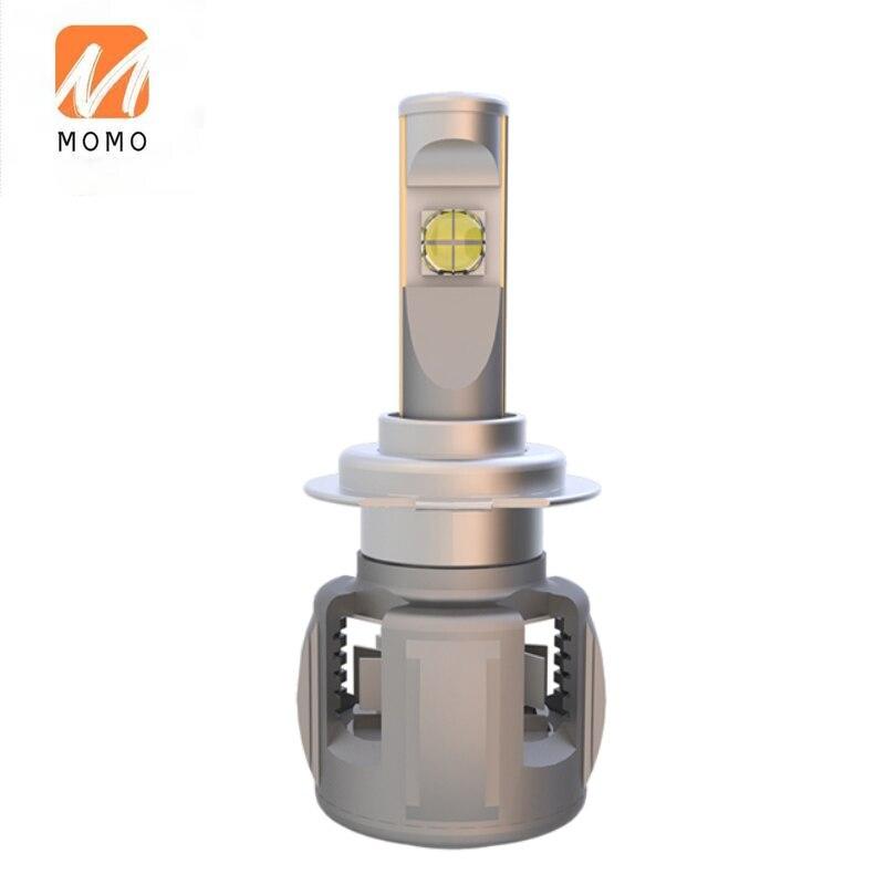 Заводской поставщик высокого Мощность 60 Вт IP68 Водонепроницаемый автомобильные аксессуары X70 автомобильная светодиодная лампа для фары