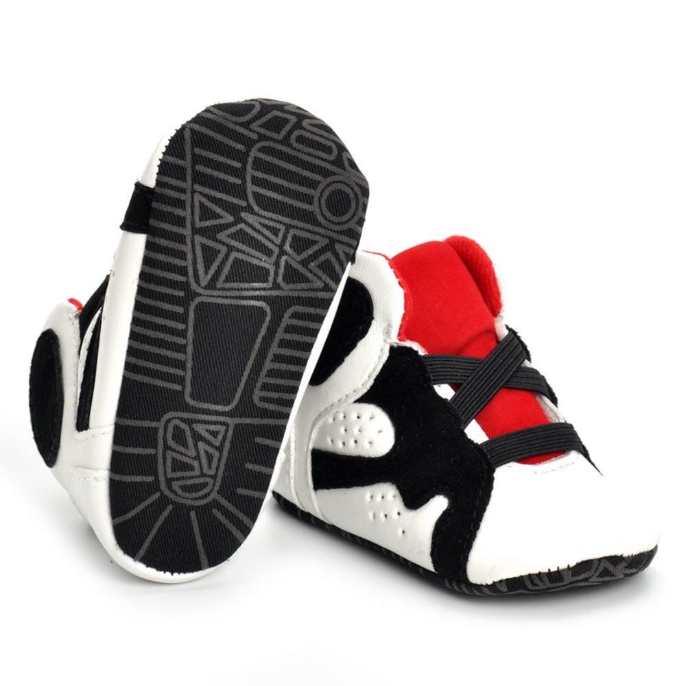 Zapatos de bebé de caminantes primer bebé de niño Niña Zapatos детская обувь lindo confort cuna único Anti-Bebé Zapatos Zapatillas de deporte envío gratis