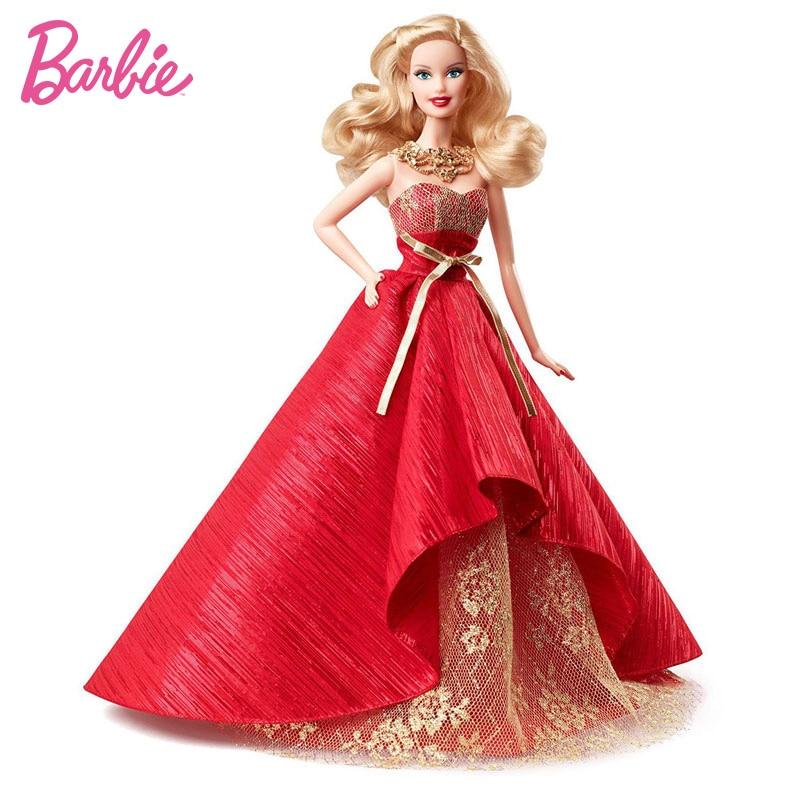Muñecas Barbie originales en caja para niñas, juguetes para regalo de cumpleaños,...