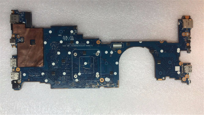 SHELI لوحدة المعالجة المركزية I7 7600U 16G HP EliteBook X360 1030 G2 OLDMAN-6050A2848001-MB-A01 اللوحة الأم للكمبيوتر المحمول 100% اختبار OK