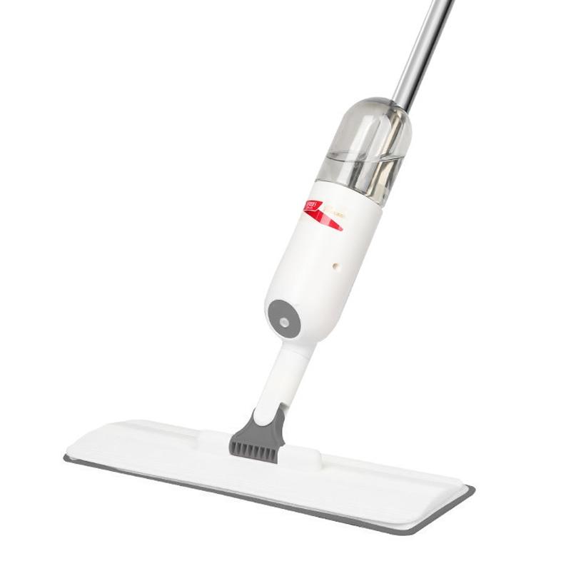 Mop para Lavagem de Chão Manual Grande Limpador Limpeza Spray Mop Fregonas Limpieza Suelo Ferramentas Doméstica Da60tb