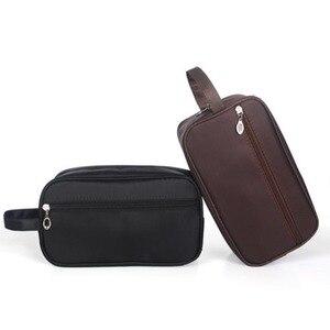 1Pcs New Women Men Travel Waterproof Toiletry Bag Wash Shower Makeup Organizer Case Beauty Case Travel Toiletry Bags  Cosmetic