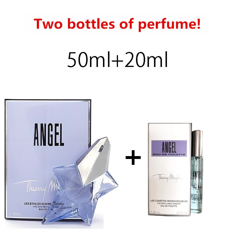 Women's ANGEL Parfumes MUGLER  Women Original EDP SPRAY Masculinos Lasting Parfum Parfum Femme Lady Fashion