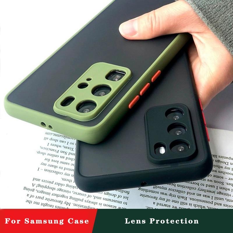 For Samsung Galaxy A52 A72 A71 A51 A50 A32 A31 A50S A30S A21S 4G 5G Cases For Samsung Galaxy A 52 72 32 50 71 51 21S Cases Cover