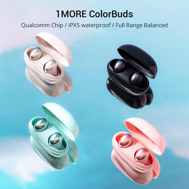 Fone de Ouvido Estéreo sem Fio Fone com Microfone Mais Nova Chegada Colorbuds Tws Alta Fidelidade Fones Som Handsfree Verdadeiro 1 Ess6001t