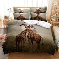 bedding set duvet cover set 3d bedding digital printing bed linen queen size bedding set fashion design