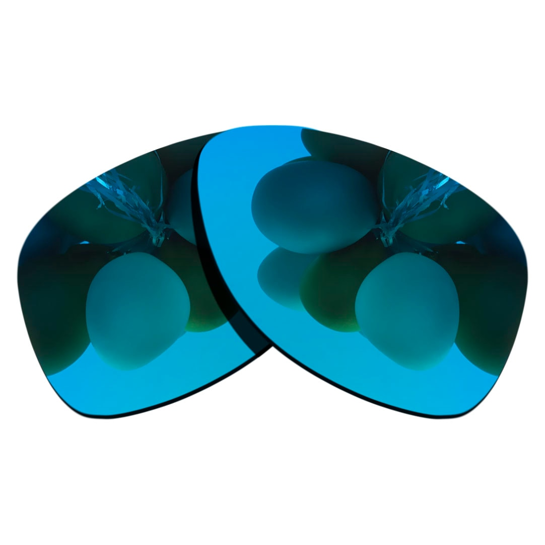Ice Blue Polarized Sunglasses Replacement Lens for-RAY BAN RB3025-58 Frame 100% UV Protection Good F