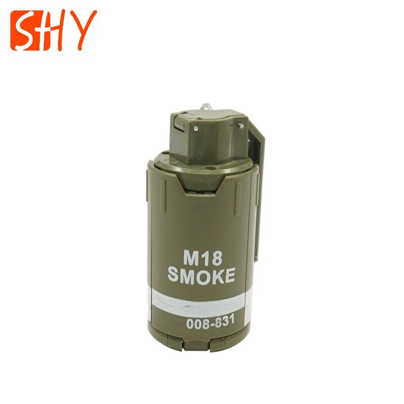 M18 металлическое тяговое кольцо G17 ручная взрывчатая бомба для детских игрушек гелевый шар Водяная бомба шахтная бомба