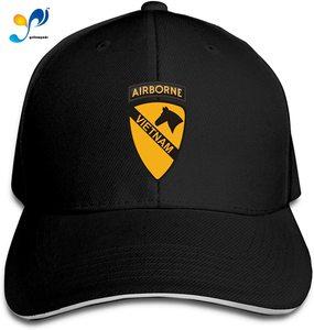 Air-Borne Viet-NAM Casquette Sunhat Adjustable Sandwich Cap Baseball Hats