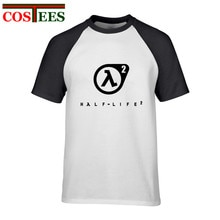 2020 décontracté mode T-shirt homme demi vie logo T-shirt hommes pré-coton imprimé vêtements demi vie 2 T-shirt camiseta masculina