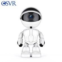 720P 1080P Cloud Home Security IP Camera Robot Intelligent Auto Tracking Camera Wireless WiFi CCTV Surveillance Camera YCC365