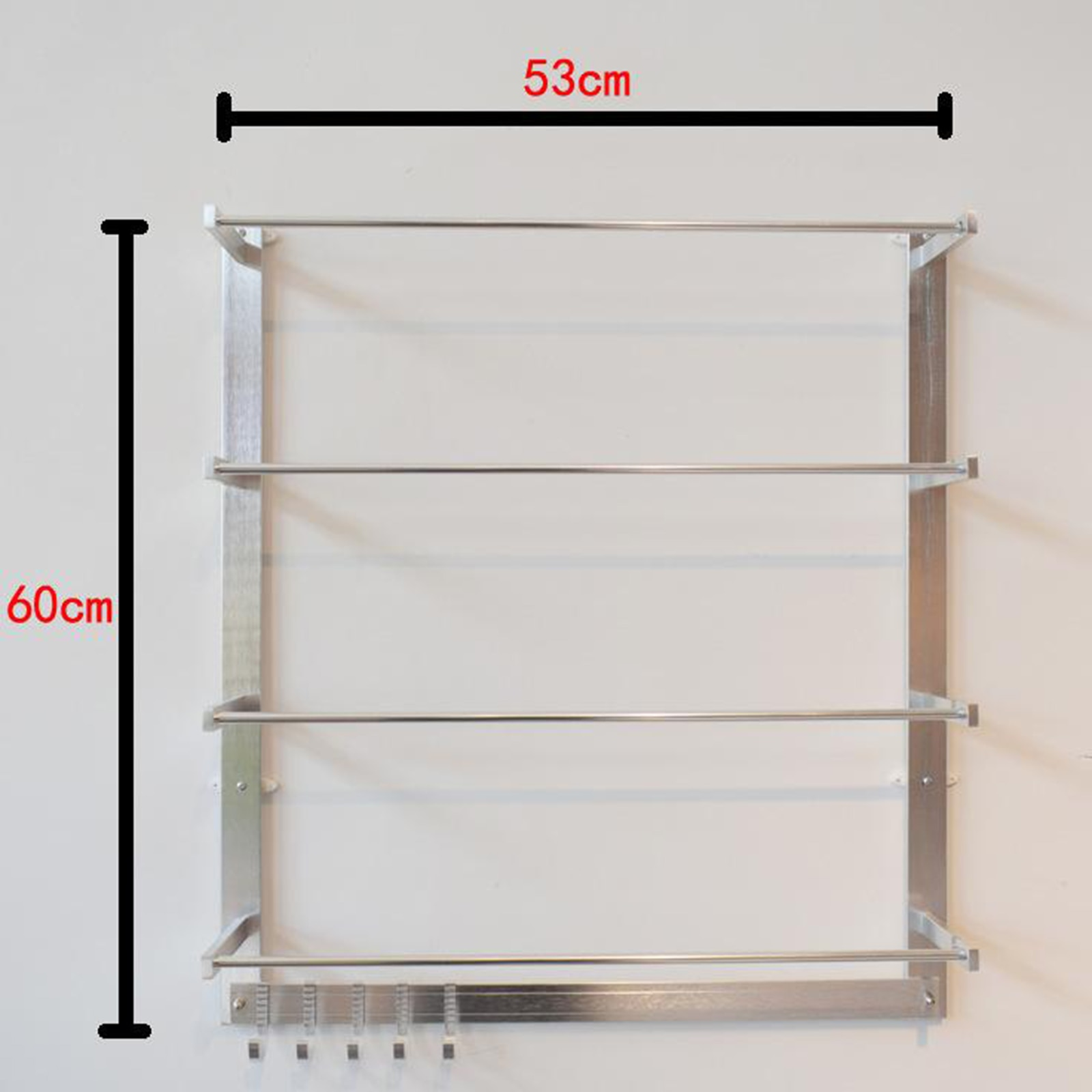 Wire Spools Storage Wall Mounted Rack Electrical Cable Holder Ribbon Organizers Embroidery Sewing Thread Holder tabletop Spool