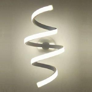 Applique LED Murale Luminaire Lampe Design Wall Light Mur Sconce Lampada Camera Muro Lamparas De Pared Bedroom Wandlampen